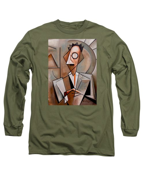 A Certain Man / Jean Toomer Long Sleeve T-Shirt