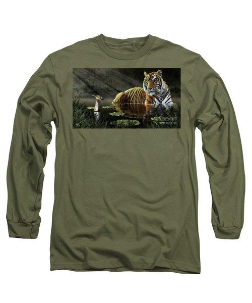 A Chance Encounter Long Sleeve T-Shirt