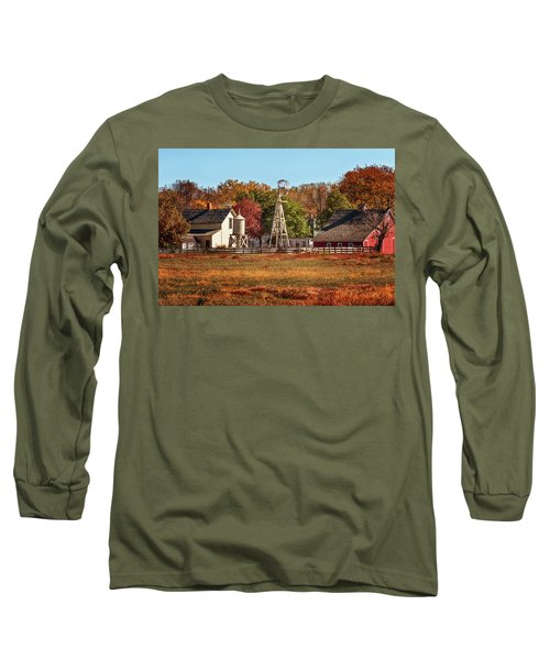 A Country Autumn Long Sleeve T-Shirt