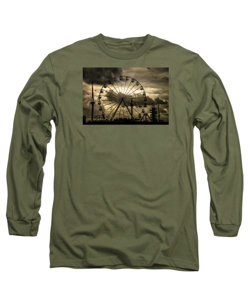 Long Sleeve T-Shirt featuring the photograph A Day At The Fair by Chris Lord