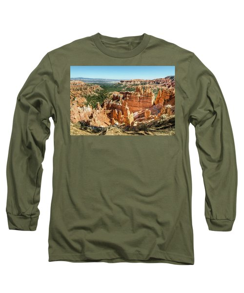 A Day In Bryce Canyon Long Sleeve T-Shirt