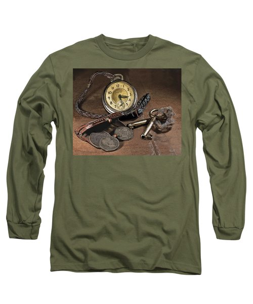 A Different Time Long Sleeve T-Shirt