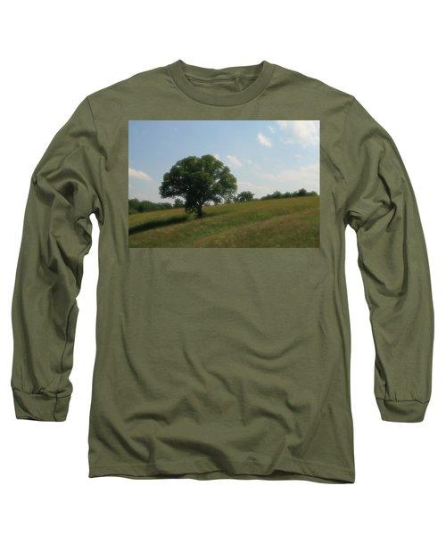 A Dreamy Day Long Sleeve T-Shirt