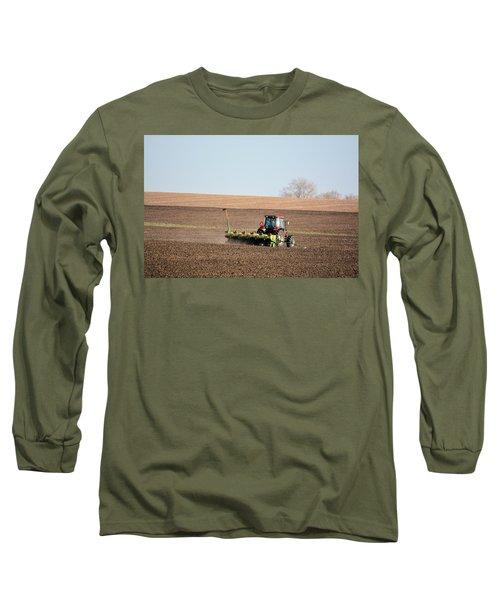 A Farmers Life Long Sleeve T-Shirt
