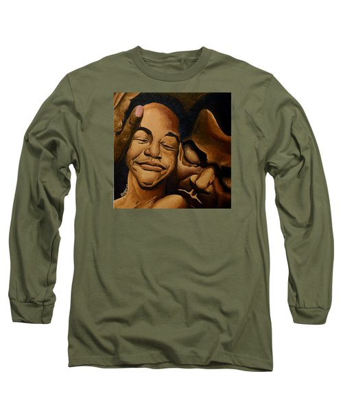 A Father's Love Long Sleeve T-Shirt by William Roby