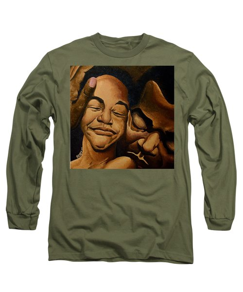 A Father's Love Long Sleeve T-Shirt
