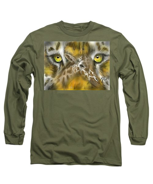 A Friend For Lunch Long Sleeve T-Shirt
