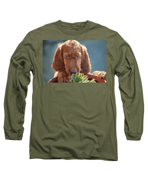 A Gardener Long Sleeve T-Shirt
