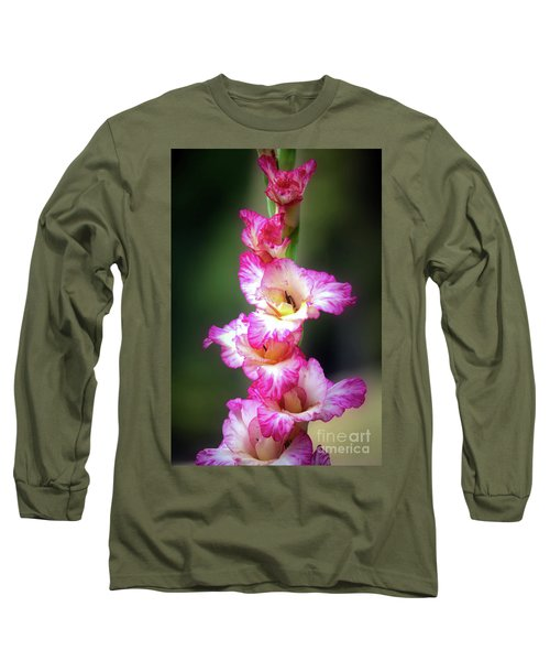 A Gladiolus Long Sleeve T-Shirt