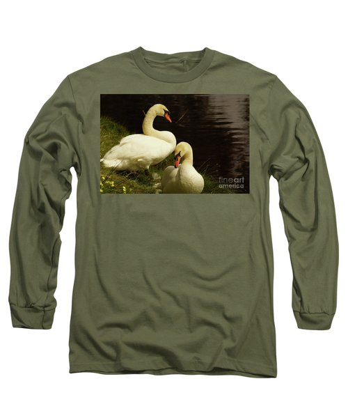 A Handsome Pair Long Sleeve T-Shirt