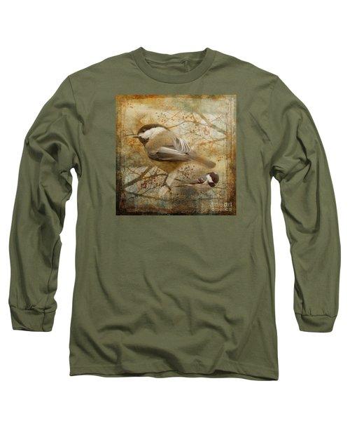 A Harbinger Of Changes 2015 Long Sleeve T-Shirt