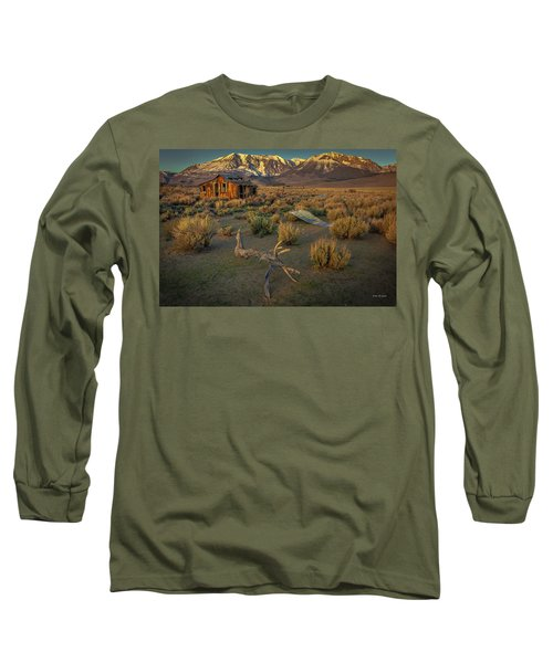 A Lee Vining Moment Long Sleeve T-Shirt