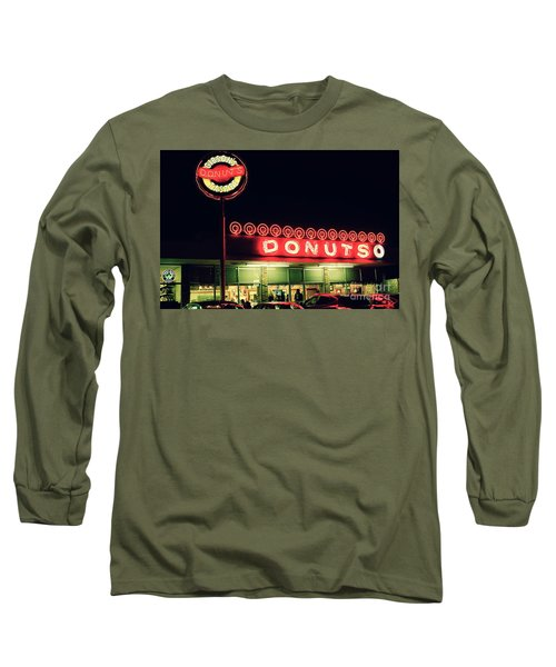 A Light In The Darkness Long Sleeve T-Shirt