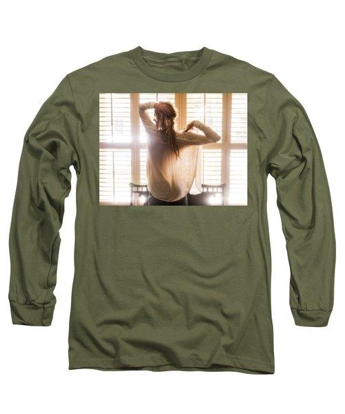 A Little Bit Country Long Sleeve T-Shirt