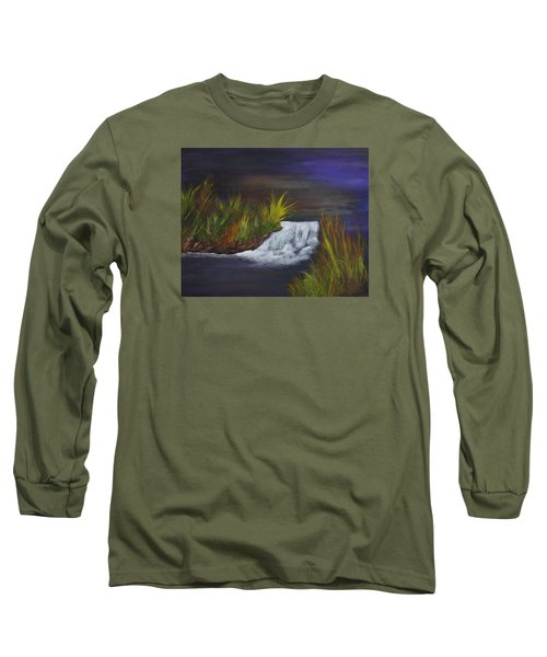 A Little Wild Long Sleeve T-Shirt