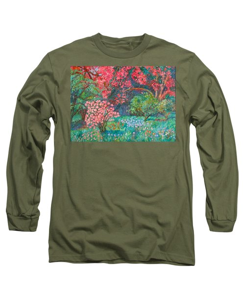 A Memory Long Sleeve T-Shirt by Kendall Kessler
