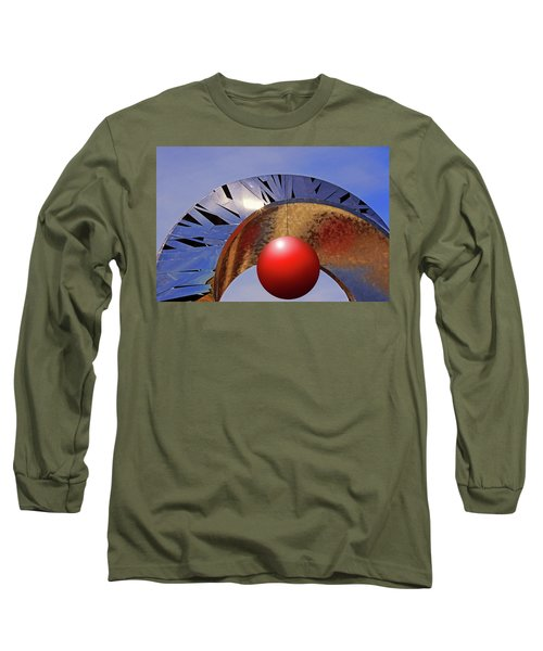Long Sleeve T-Shirt featuring the photograph A New Horizon by Christopher McKenzie