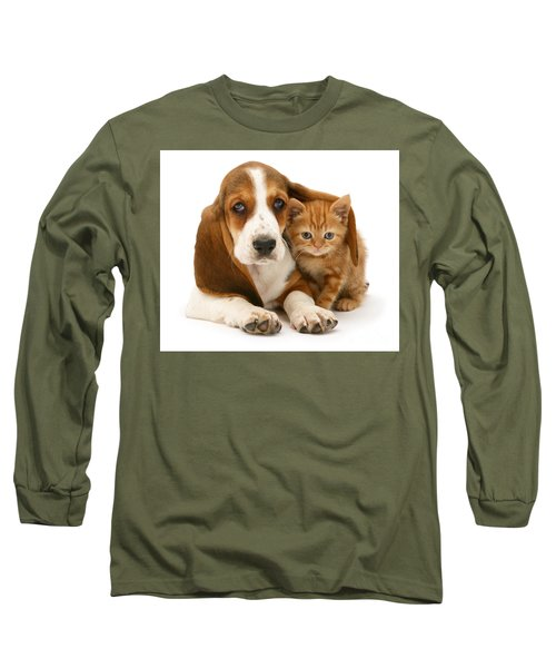 A New Meaning To Cat Flap Long Sleeve T-Shirt