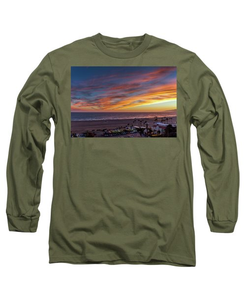 A Night Out At The Jonathan Long Sleeve T-Shirt