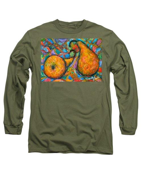 A Pair Long Sleeve T-Shirt