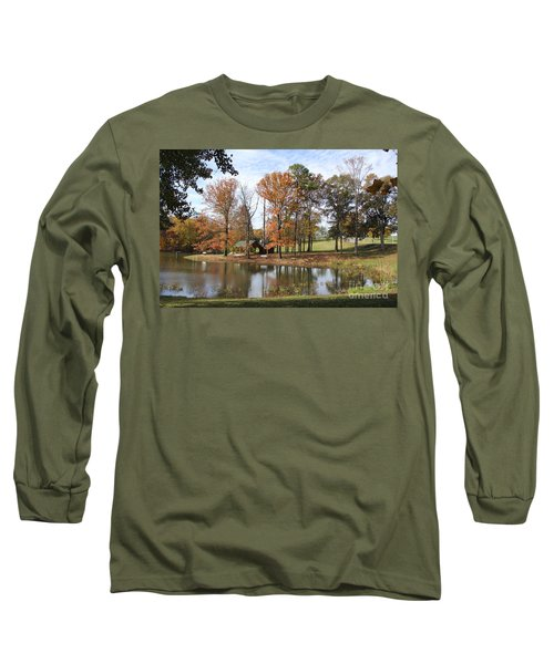 A Peaceful Spot Long Sleeve T-Shirt