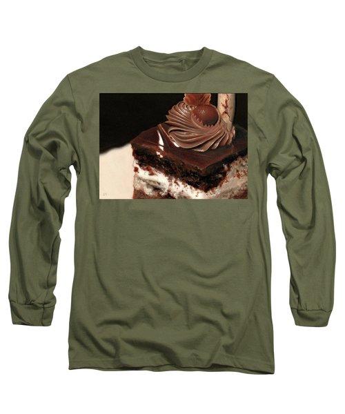 A Piece Of Cake Long Sleeve T-Shirt