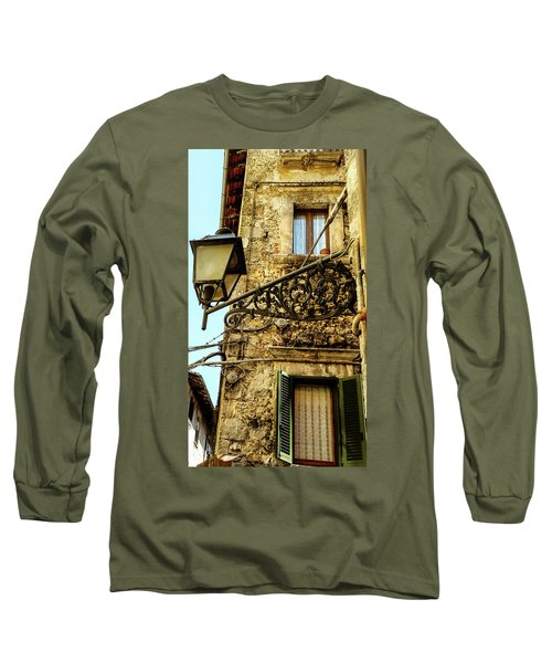 A Piece Of Italy Long Sleeve T-Shirt