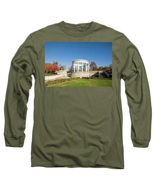 A Place Of Peace Long Sleeve T-Shirt by Jose Rojas