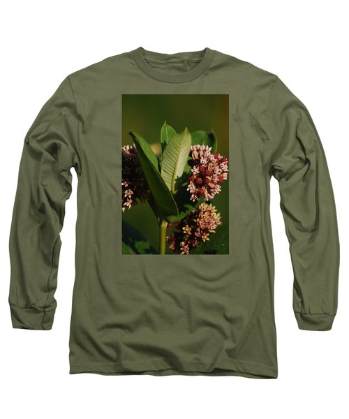 Long Sleeve T-Shirt featuring the photograph A Pretty Bouquet by Ramona Whiteaker