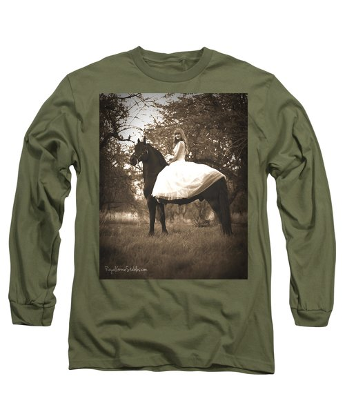 A Princess Dream Long Sleeve T-Shirt