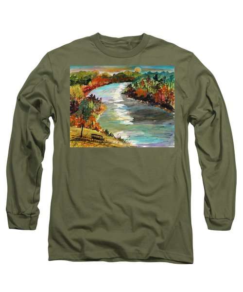 A Private View Long Sleeve T-Shirt