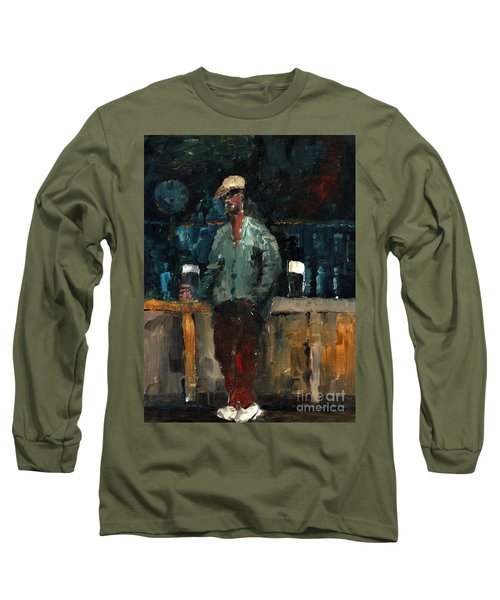 F 772  Holy Hour A Pint And A Spare. Long Sleeve T-Shirt