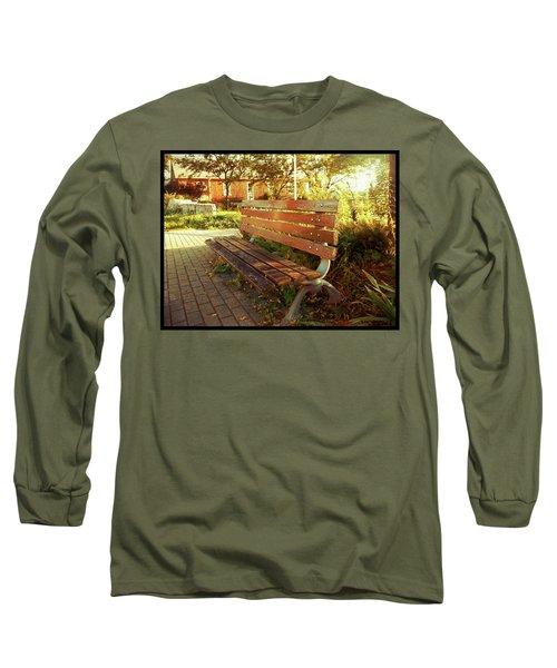 A Restful Respite Long Sleeve T-Shirt