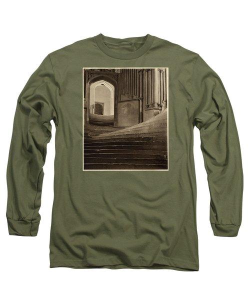 A Sea Of Steps Long Sleeve T-Shirt