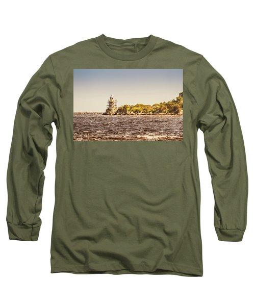 A Seashore Construction Long Sleeve T-Shirt