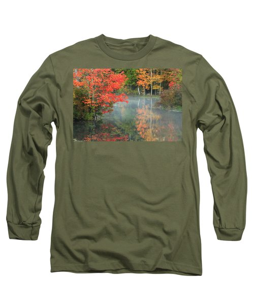 A Seat To Watch Autumn Long Sleeve T-Shirt