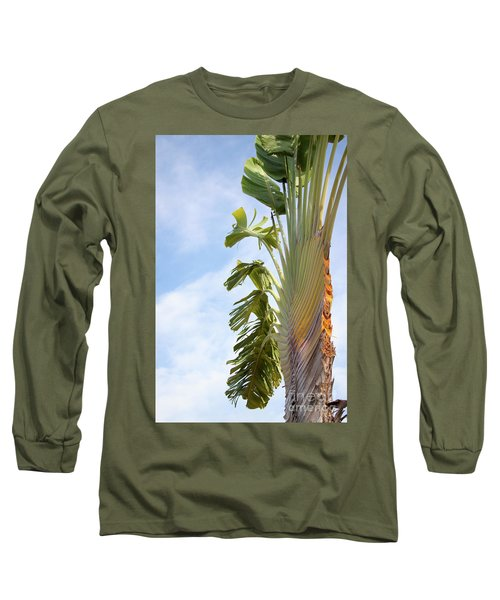 A Slice Of Nature Long Sleeve T-Shirt