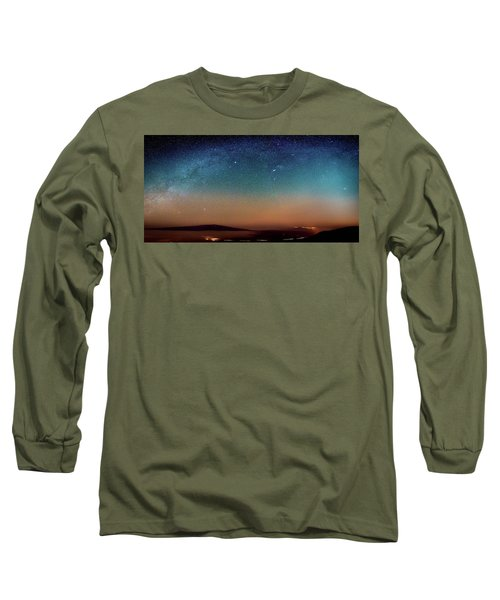 A Speck Amongst A Billion Fiery Sparks Long Sleeve T-Shirt