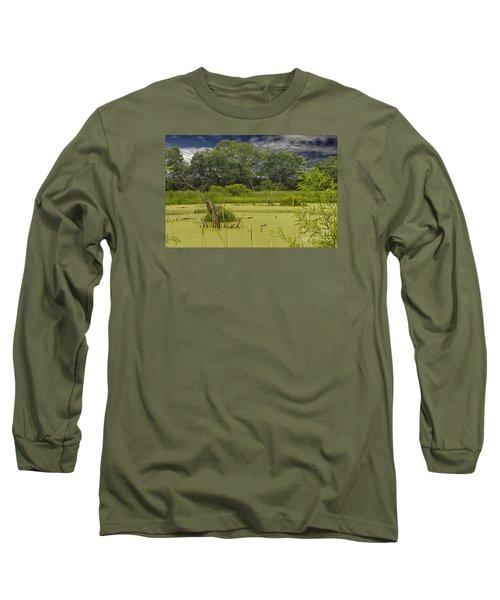 A Swamp Thing Long Sleeve T-Shirt