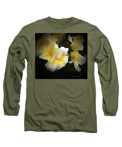 A Symbol Of Grace Long Sleeve T-Shirt