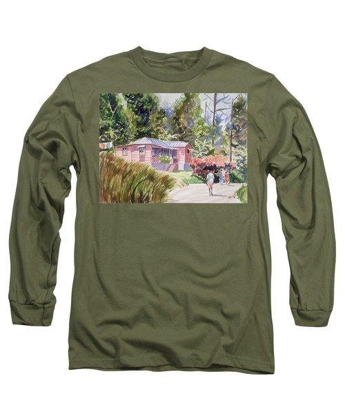 A Tropical Home Long Sleeve T-Shirt