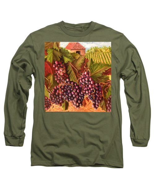 A Vineyard  Long Sleeve T-Shirt