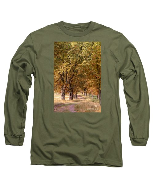 A Walk In The Countryside Long Sleeve T-Shirt