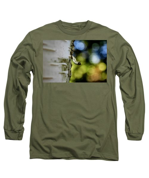 A Walk In The Woods Is Good For The Soul Long Sleeve T-Shirt