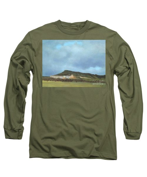 A Wintry Day In Abiquiu Long Sleeve T-Shirt