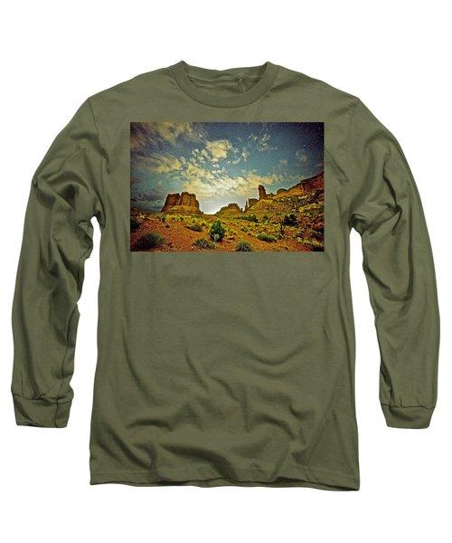 A Wondrous Night Long Sleeve T-Shirt