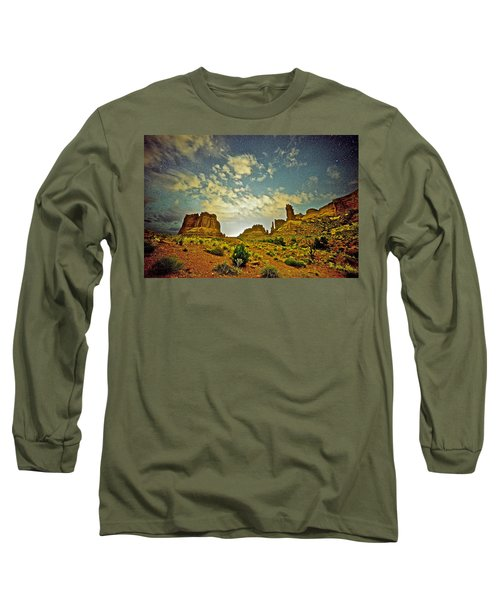 A Wondrous Night Long Sleeve T-Shirt