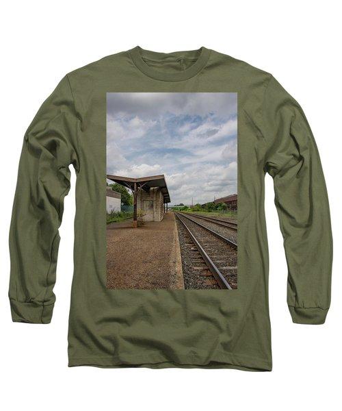 Abandoned Depot Long Sleeve T-Shirt