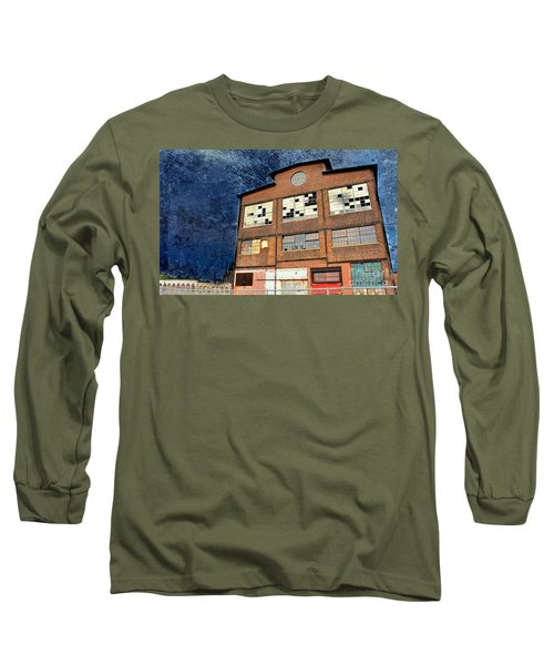 Abandoned Industrial Long Sleeve T-Shirt