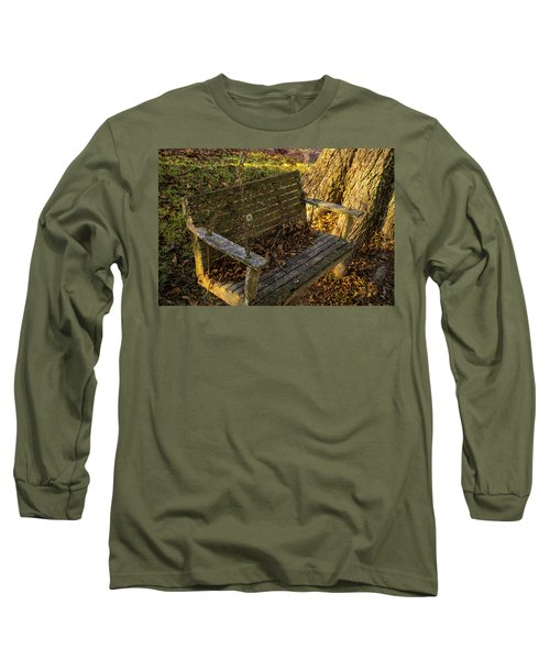 Abandoned Swing 2 Long Sleeve T-Shirt